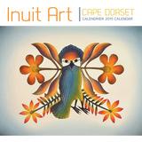 Cape Dorset/Inuit Art - 2015 Mini Calendar Calendars
