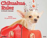Chihuahua Rules - 2015 Calendar Calendars