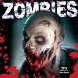 Zombies - 2015 Calendar Calendars