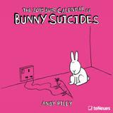 Bunny Suicides - 2015 Calendar Calendars