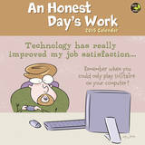 An Honest Day's Work - 2015 Calendar Calendars