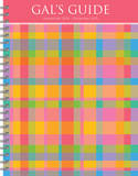 Gal's Guide - 2015 16 Month Spiral Planner Calendars