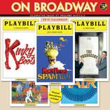 On Broadway - 2015 Calendar Calendriers