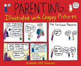Parenting with Crappy Pictures - 2015 Calendar Calendars