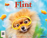 Flint the Pomeranian - 2015 Calendar Calendars