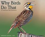 Why Birds Do That - 2015 Calendar Calendars