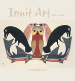 Cape Dorset/Inuit Art - 2015 Calendar Calendars