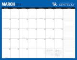 University of Kentucky - 2015 16 Month Desk Blotter Calendars