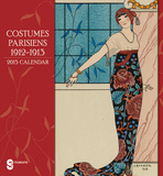 Costumes Parisiens - 2015 Calendar Calendars