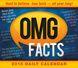OMG Facts - 2015 Boxed/Daily Calendar Calendars