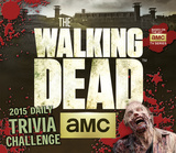 The Walking Dead Trivia - 2015 Boxed/Daily Calendar Calendriers