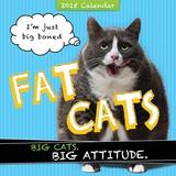 Fat Cats - 2015 Calendar Calendars