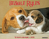 Beagle Rules - 2015 Calendar Calendars