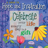 Year of Hope and Inspiration - 2015 Mini Calendar Calendars