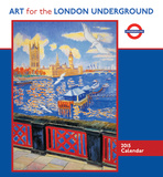 Art For London Underground - 2015 Calendar Calendars