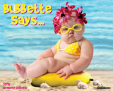 Bubbette Says - 2015 Calendar Calendars