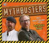 Mythbusters - 2015 Boxed/Daily Calendar Calendars