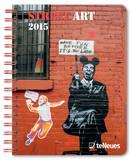 Street Art - 2015 Deluxe Engagement Calendar Calendars