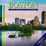 Boston Events - 2015 Calendar Calendars