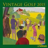 Vintage Golf - 2015 Calendar Calendars