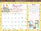 Susan Branch - 2015 16 Month Desk Blotter Calendars
