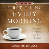 First Thing Every Morning - 2015 Boxed Calendar Calendars