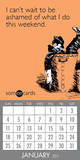 someecards - 2015 Magnetic Calendar Calendars