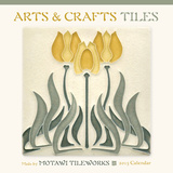 Arts & Crafts Tiles: Made by Motawi Tileworks - 2015 Mini Calendar Calendars
