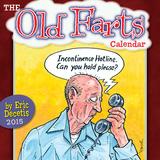 Old Farts Calendar - 2015 Calendar Calendars