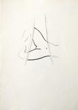 La Princesse de Babylone 10 (Suite NB) Reproduction pour collectionneur par Kees van Dongen
