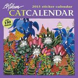 Kliban CatCalendar - 2015 Sticker Calendar Calendars