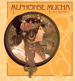 Alphonse Mucha - 2015 Calendar Calendriers