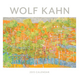 Wolf Kahn - 2015 Mini Calendar Calendars