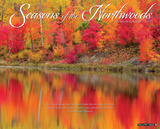 Seasons of the Northwoods - 2015 Calendar Calendars