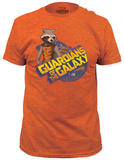 Guardians of the Galaxy - Rocket Raccoon (slim fit) T-shirts