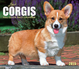 Just Corgis - 2015 Box Calendar Calendars