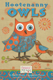 Hootenanny Owls - 2015 Engagement Calendar Calendarios