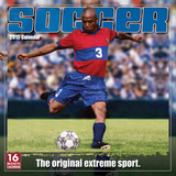 Soccer: The Original Extreme Sport - 2015 Calendar Calendars