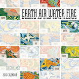 Earth Air Water Fire - 2015 Mini Calendar Calendars