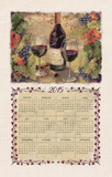 Wine Country - 2015 Calendar Towel Calendars