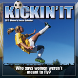 Kickin It: Women's Soccer - 2015 Calendar Calendars