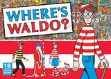 Where's Waldo - 2015 Calendar Calendars