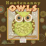 Hootenanny Owls - 2015 Mini Calendar Calendars