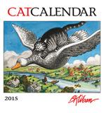 Kliban CatCalendar - 2015 Calendar Calendriers