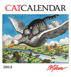 Kliban CatCalendar - 2015 Calendar Calendars