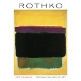 Rothko - 2015 Mini Calendar Calendars