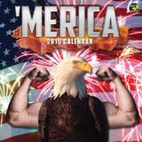 Merica - 2015 Calendar Calendars