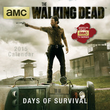 Walking Dead - 2015 Mini Calendar Calendars