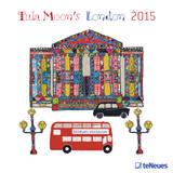 Tula Moon's London - 2015 Calendar Calendars