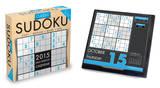 Sudoku - 2015 Daily Desktop Calendar Calendars